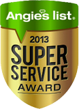 Angiels List Award Seal