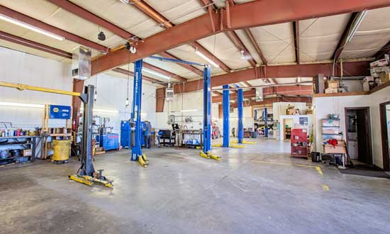 Antonelli's Advanced Automotive's Mechanics