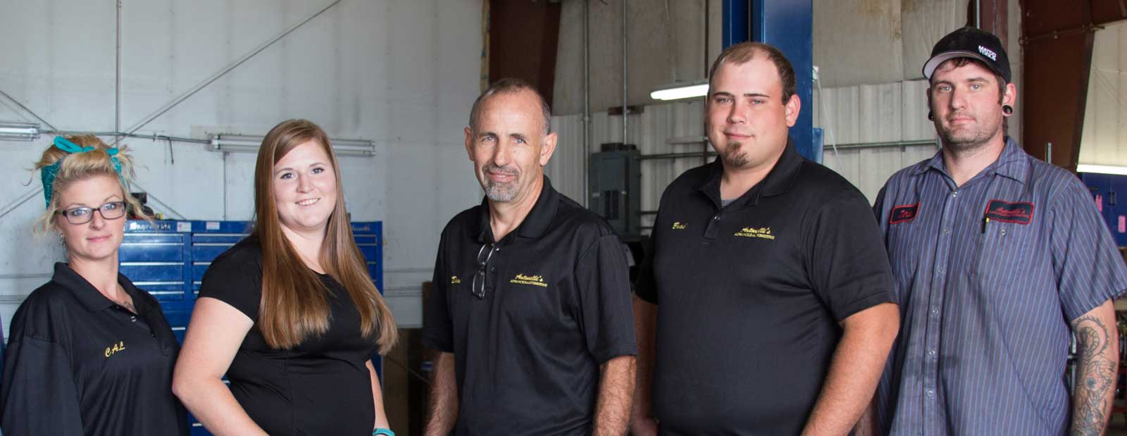 Antonelli's Advanced Automotive Repair Shop mechanics and Employees in Grand Junction, CO